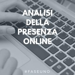 Analisi della presenza online